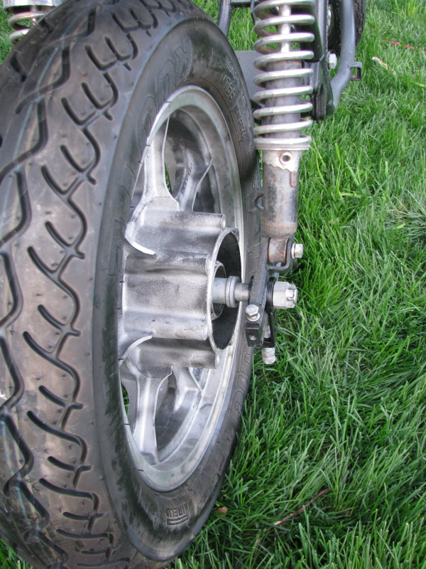 Gap On Rear Axle - Kzrider Forum